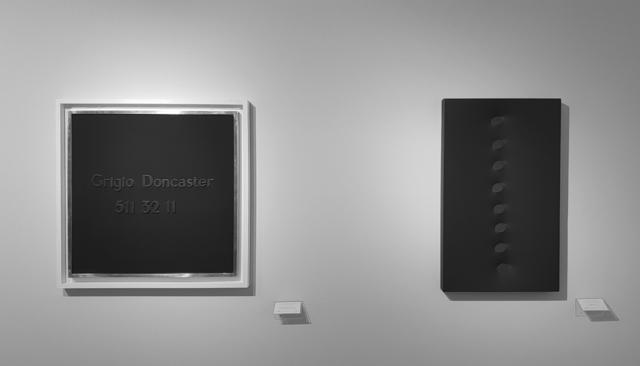 , 'Alighiero Boetti @ PAN 2018,' 2018, Dep Art Gallery