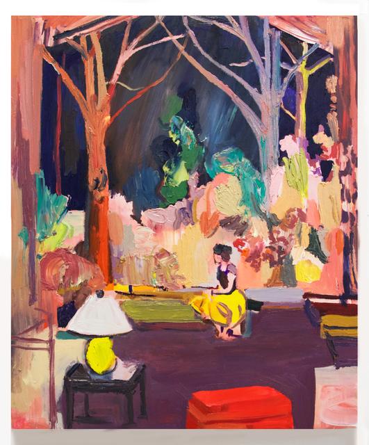 Elizabeth Huey, 'Night Murmurs', 2017, Freight + Volume