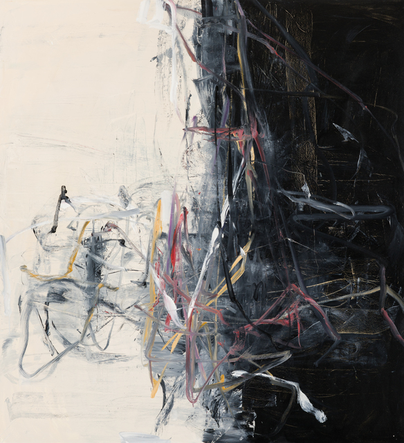 , 'Black White Shield I,' 2013, Bentley Gallery