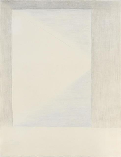 , 'Ouverture Sénanque,' 1971, Galerie Catherine Putman