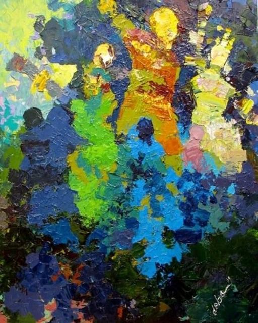 Doba Afolabi, 'All Arise', 2013, Zenith Gallery
