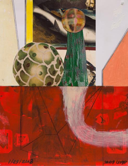 , 'Untitled (January 25),' 2018, Klowden Mann