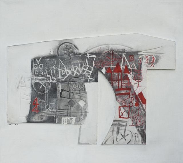 Adriano Piu, 'Assolo 15', 2009, GALERIE URS REICHLIN