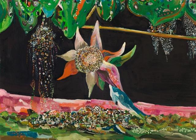 , 'Hanabi Hanabi,' 2015, Paul Kasmin Gallery