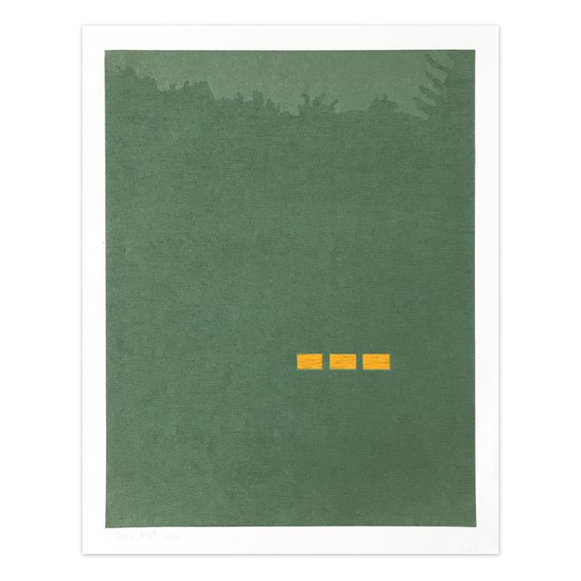 Alex Katz, 'Fog (from Northern Landscapes)', 1994, MLTPL