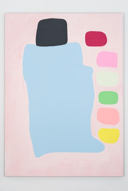, 'Welcome, Welcome,' 2017, Galerie Antoine Ertaskiran