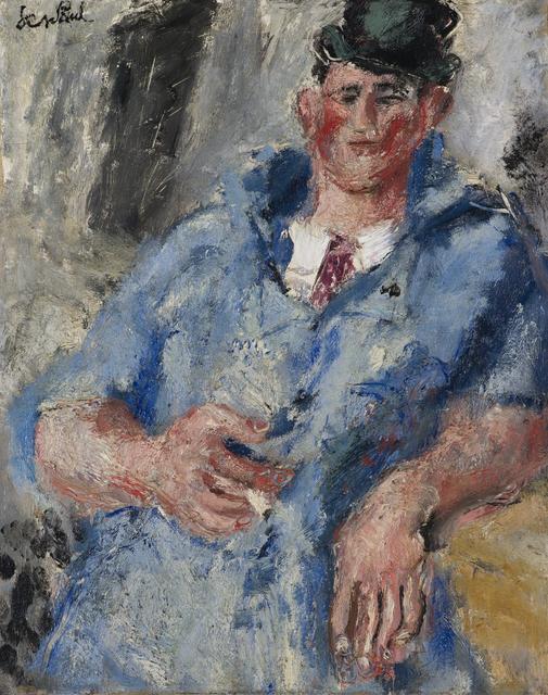 Gen Paul, 'Le Louchebem', 1930, Galerie Christiane Vallé