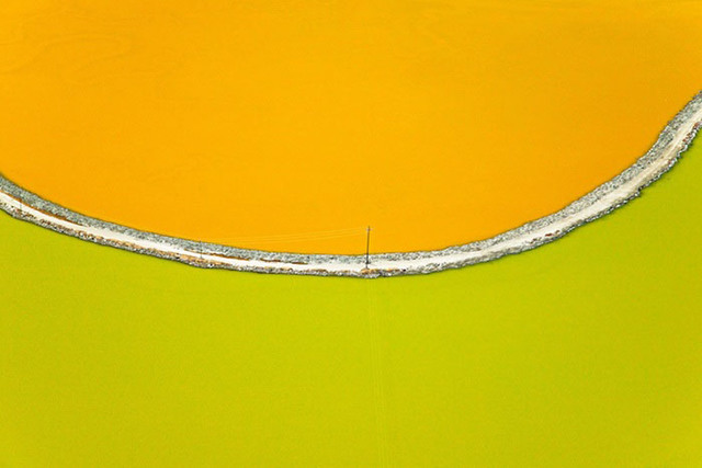 , 'Lime Orange 2,' , The McLoughlin Gallery