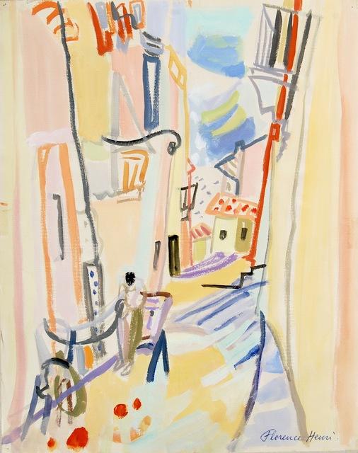Florence Henri, 'Cadaqués', 1952, Atlas Gallery