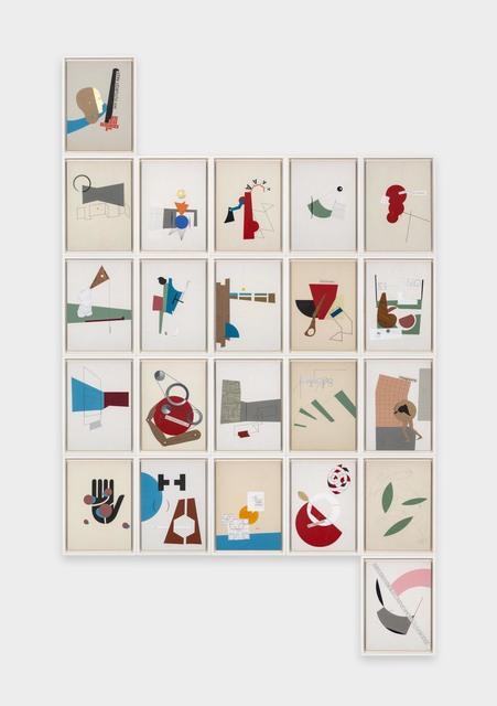 , 'My futurist Past (Mi pasado Futurista),' , Casey Kaplan