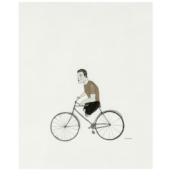 , 'Slow Cyclist,' 1998, Caviar20