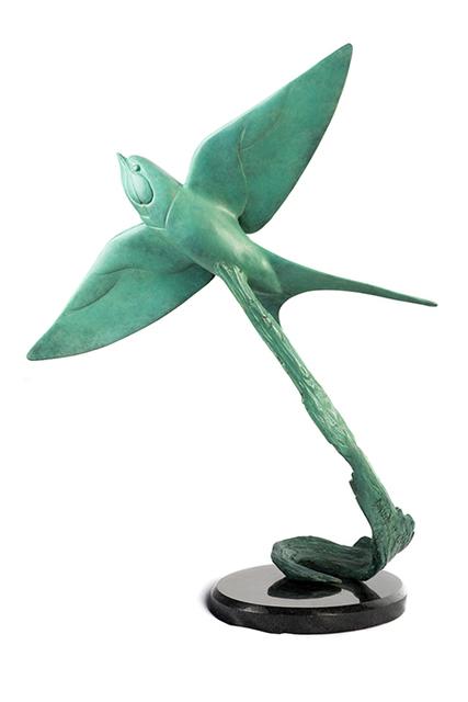 , 'Sky Dancer,' , Mark White Fine Art