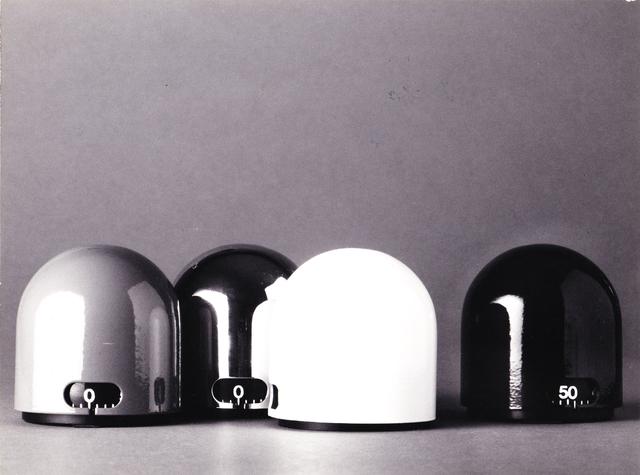 , 'Contaminuti,' 1971, Triennale Design Museum
