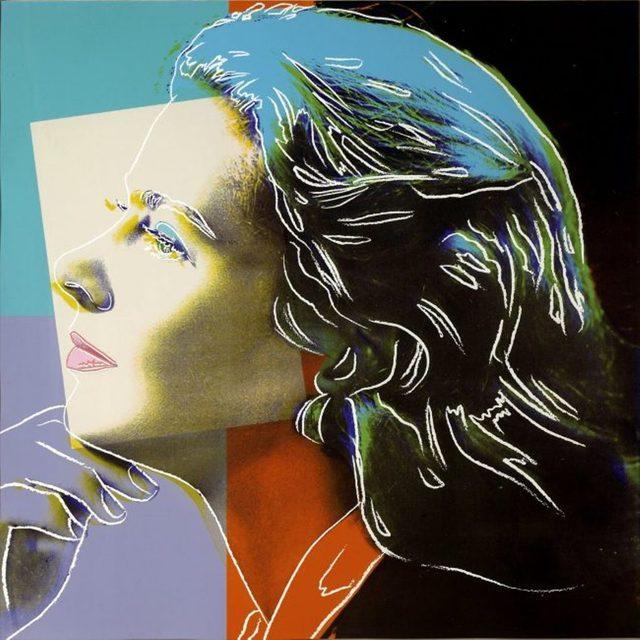 Andy Warhol, 'Ingrid (Herself) F&S II.313', 1983, Reuben Colley Fine Art