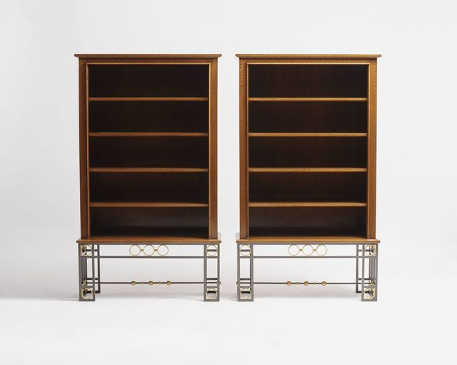 , 'Pair of Bookcases,' 1963, Maison Gerard