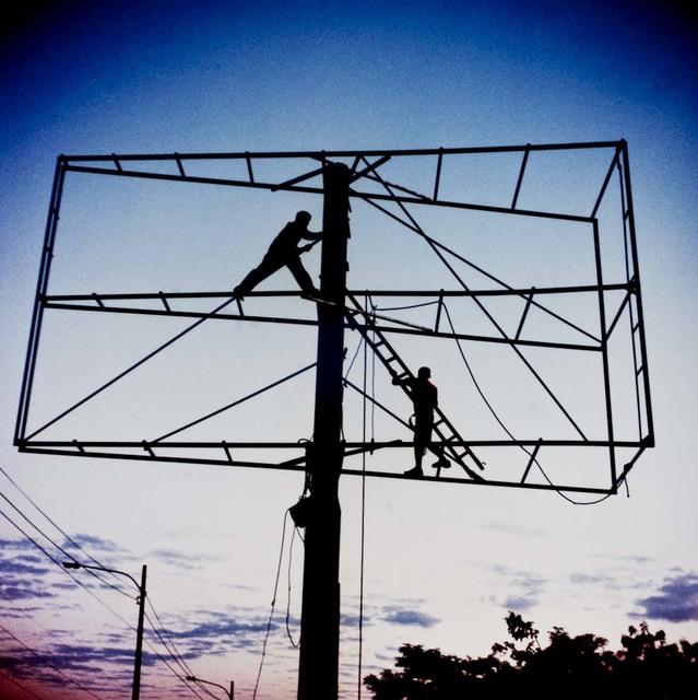 , 'Suburbios, Ciudad del Este,' 2008, Galerie Julian Sander