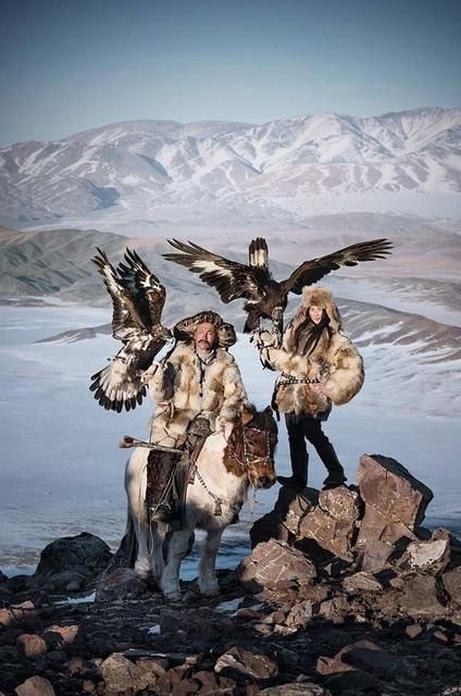, 'XXX 116 , Mongolia, 2016,' , Werkhallen // Obermann // Burkhard