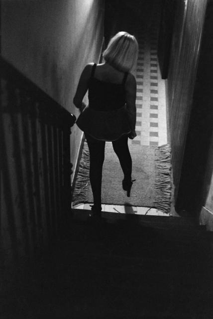 Jane Evelyn Atwood, 'Rue des Lombards, Paris', 1976-1977, L. Parker Stephenson Photographs