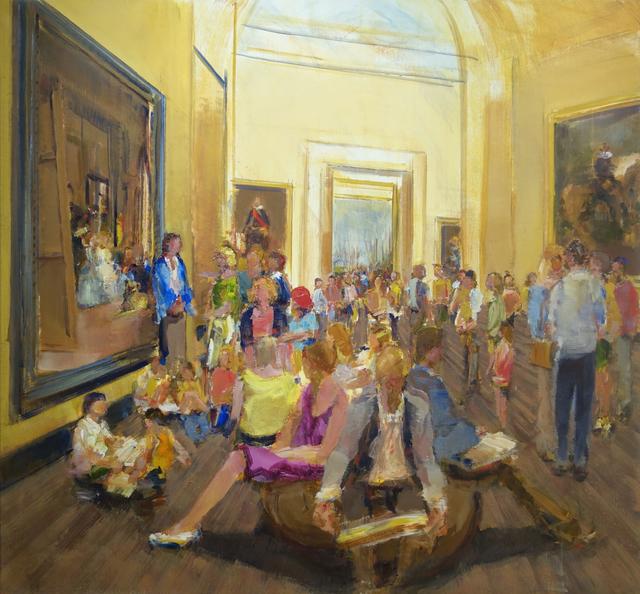 , 'Prado,' 2015, Gallery Henoch