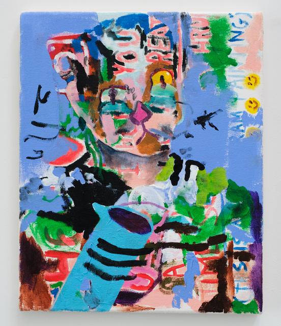 Huey Crowley, 'Megacat X', 2019, Tatjana Pieters