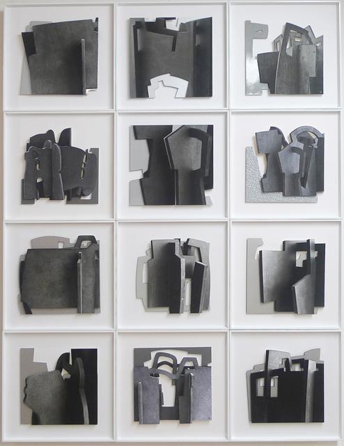 , 'Gestos variables,' 2017, Victor Lope Arte Contemporaneo