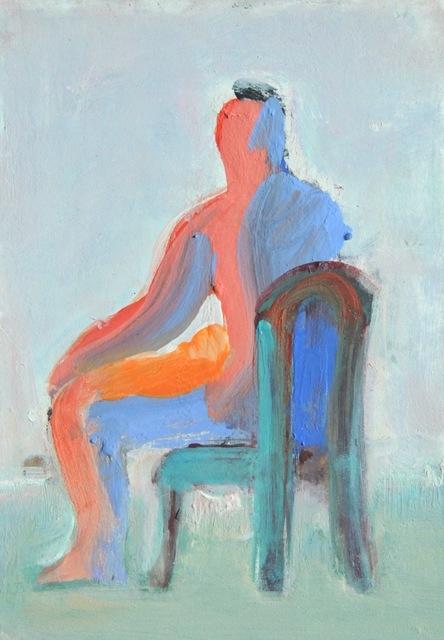 , 'Julia, Chair,' 2017, Flow 305