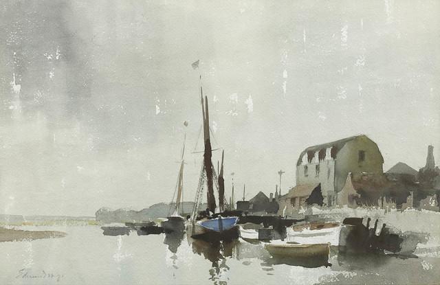 , 'Woodbridge, Suffolk,' , Portland Gallery