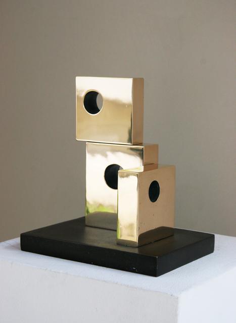 , 'Three Forms (Extra Eye),' 1969, Osborne Samuel