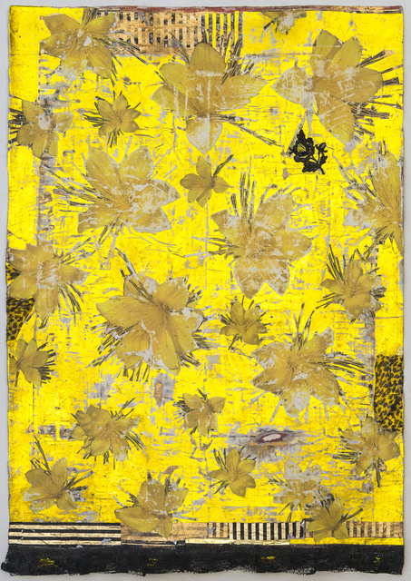, '... as it warms you...,' 2015, Carter Burden Gallery