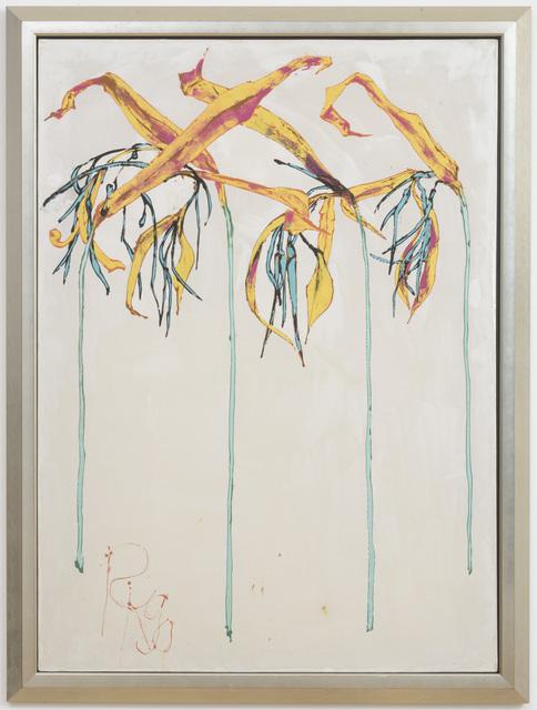 , 'Manilla Flowers,' 1990, Samuel Freeman