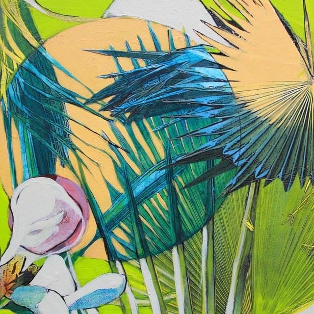 Luis Bivar, 'Organic #3', 2019, GALLERI RAMFJORD