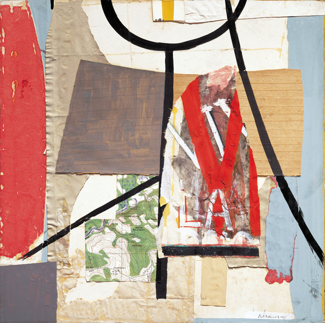 Robert Motherwell, 'View from a High Tower,' 1944-1945, Dedalus Foundation