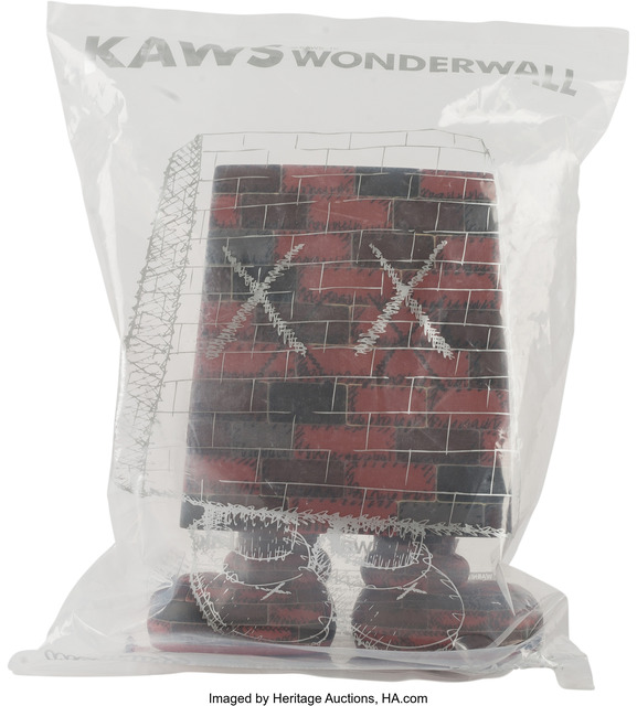 KAWS, 'Wonderwall (brown)', 2010, Heritage Auctions