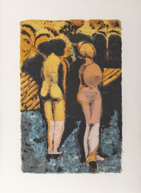 Armando Morales, 'Figuras', 1970, RoGallery