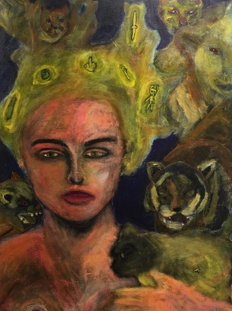 , 'I am Woman , Hear me Roar,' 2017, Gallery 300
