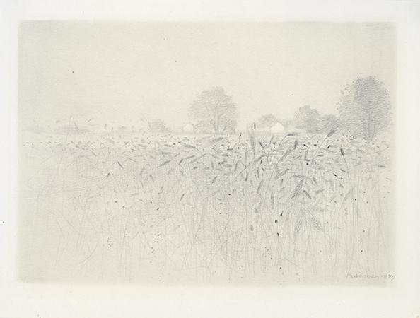 , 'Ragaker (Rye Field),' 1979, Pucker Gallery