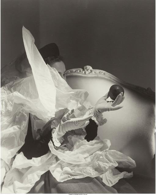 Horst P. Horst, 'Birthday Gloves, New York', 1947, Heritage Auctions