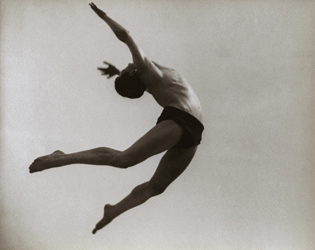, 'Dancer, Willem Van Loon, Paris,' 1932, Edwynn Houk Gallery