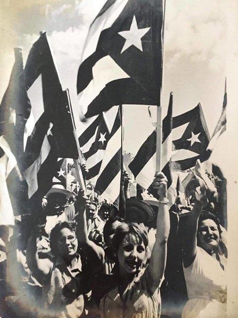 , 'Revolutionaries, c.1960,' 1960, Rebekah Jacob Gallery