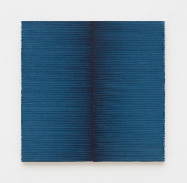 , 'Radical Writings, Schrift-Atem-Übung 15-4-88,' 1988, Galerija Gregor Podnar