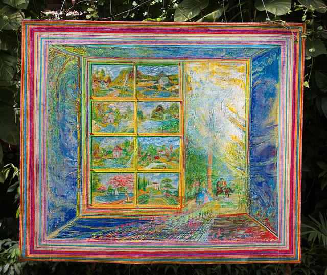 , 'Eu Te Darei o Céu,' 1994, Zipper Galeria