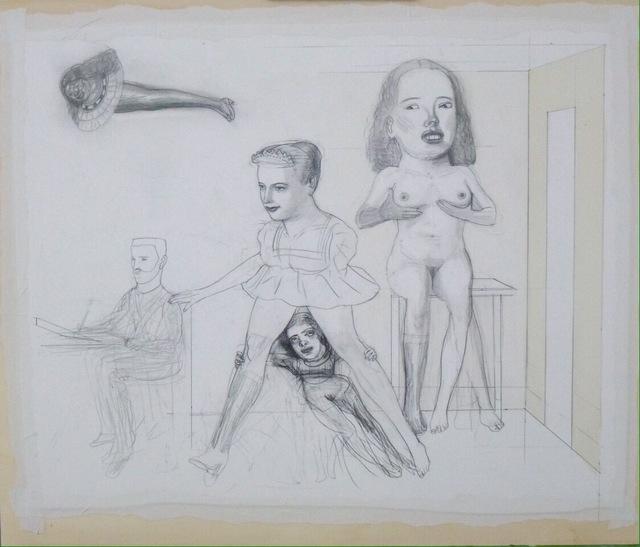 Pat Andrea, 'Un espíritu de piel obscura', 2015, Coleccion SOLO