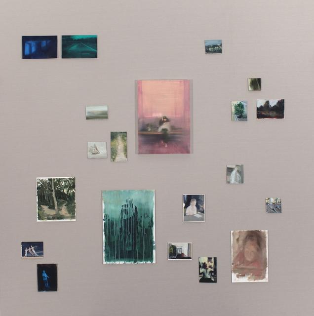 , 'Constellation V,' 2017, Barnard Gallery