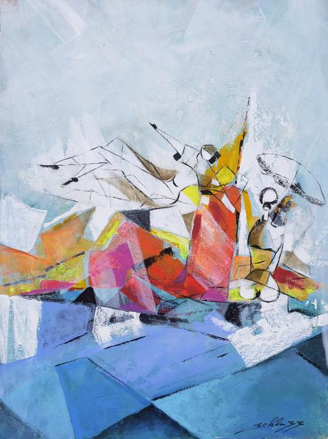 , 'Songs Of Love And Joy II,' 2018, Blue Gallery
