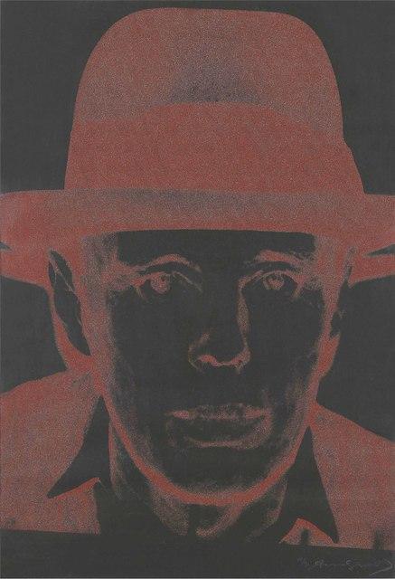 Andy Warhol, 'Joseph Beuys', 1980, Christie's