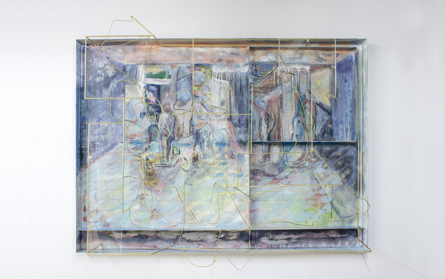 , 'Make Lato white and tear up your books,' 2018, carlier | gebauer