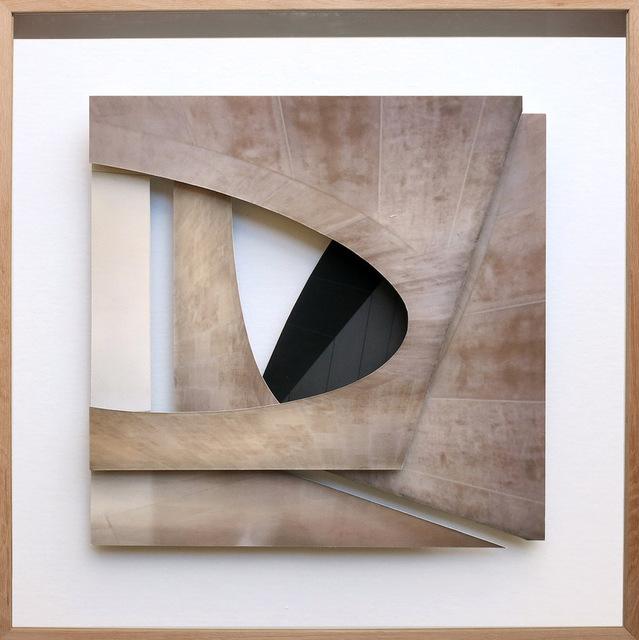 , 'Musée de Louvre,' 2018, Heather Gaudio Fine Art
