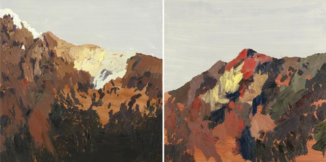 Chih-Hung Kuo, 'Alpen-5', 2014, Aki Gallery
