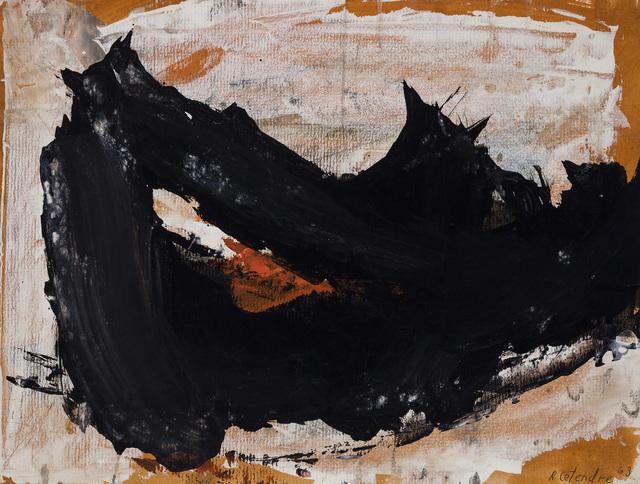 Rita Letendre, 'Untitled', 1963, Galerie Simon Blais