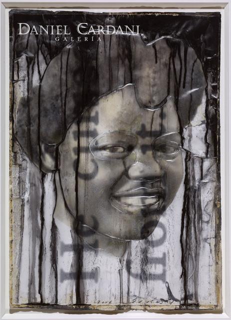 , 'Autorretrato LVIII,' 2006, Galería Daniel Cardani